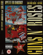 Guns N Roses - Appetite For Democracy (DVD, ALL) (gebraucht VG)