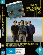 Powderfinger - Great Australian Albums 2 (DVD-Video) (gebraucht VG)