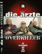 Die �rzte - Overkiller (DVD, Musikfilm) (gebraucht VG)