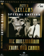 Peter Sellers - Special Edition (2 DVDs, 2 Filme) (gebraucht VG+)