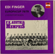 Edi Finger - F.K. Austria Memphis (LP, Vinyl) (gebraucht)