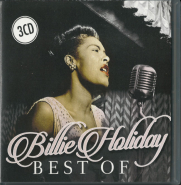 Billie Holiday - Best Of (3CD, Compilation) (gebraucht VG+)