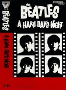 The Beatles - A Hard Days Night (VHS, deutsch) G+