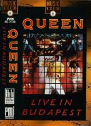 Queen - Live In Budapest (VHS, Live) (gebraucht G)