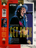 Paul Mccartney - Get Back (VHS, Live Tour) (gebraucht G)