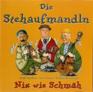 Die Stehaufmandln - Nix Wie Schmäh (CD, Compilation) (gebraucht VG+)