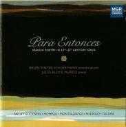 Helen Tintes-Schuermann / Julio Alexis Munoz - Para Entonces (CD, Album) (gebraucht VG)