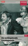 Johann Nestroy - Die verhängnisvolle Faschingsnacht (DVD, Digipak) (gebraucht VG)