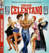 Adriano Celentano - Mega Blu-Ray Collection (Blu-Ray, Film) (gebraucht VG+)