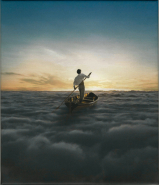 Pink Floyd - The Endless River (CD+Blu-ray, Box-Set,  Deluxe Ed.) (used VG+)