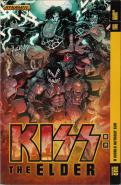 Kiss: The Elder Vol 01: World Without Sun (Englisch) Taschenbuch (used VG)