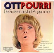 Elfriede Ott - OTTPOURI (LP, Club Ed.) (gebraucht VG+)