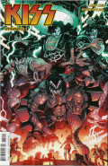 KISS Dynamite Comic No. 2 (02011) (Comic Book, Englisch) (gebraucht VG)