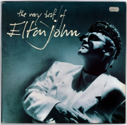 Elton John - The Very Best Of Elton John (2 LP, Comp.) (used G+)