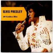 Elvis Presley - 20 Golden Hits (LP, Comp.) (gebraucht G)