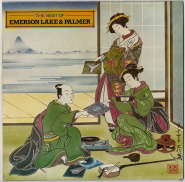 Emerson, Lake & Palmer - The Best Of (LP, Comp.) (gebraucht G+)