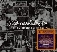 Jimi Hendrix - West Coast Seattle Boy: The Jimi Hendrix Anthology (CD, DVD) (gebraucht VG)