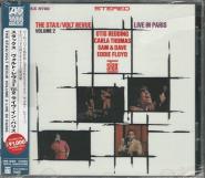 VARIOUS - The Stax/Volt Revue Volume 2 Live In Paris (CD, Comp.) (gebraucht NM)