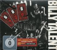 Billy Talent - Billy Talent 666 Live (CD + DVD, Live) (still sealed)