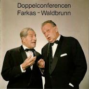 Karl Farkas - Ernst Waldbrunn - Doppelconferencen (CD, Mono) (gebraucht VG)