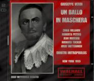 Verdi: Un Ballo In Maschera - Mitropoulos - New York 1955 (2CD, Album) (OVP, unge�ffnet)