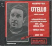 Verdi: Otello - Kegel - Leipzig 1954 (2CD, Album) (OVP, unge�ffnet)
