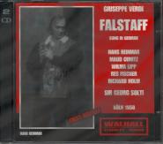 Verdi: Falstaff - Solti - K�ln 1950 (2CD, Album) (OVP, unge�ffnet)