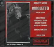 Verdi: Rigoletto - Fricsay - Berlin 1950 (2CD, Album) (OVP, unge�ffnet)
