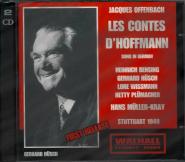 Offenbach: Les Contes DHofmann - M�ller-Kray (2CD, Album) (OVP, unge�ffnet)