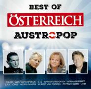 VARIOUS - Best Of Österreich Austropop (CD, Comp.) (gebraucht VG+)