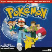 Pok�mon (Die Original-Musik Der US-TV-Serie) (CD, Album) (gebraucht VG)