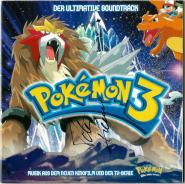 Pok�mon 3 - Der Ultimative Soundtrack (Musik Aus Dem Neuen Kinofilm Und Der TV-Serie) (CD, Album) (gebraucht VG)