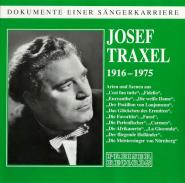 Josef Traxel 1916-1975 - Dokumente einer S�ngerkarriere (CD, Compilation) (gebraucht VG+)