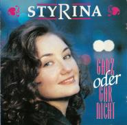 Styrina - Ganz Oder Gar Nicht (CD, Album) (gebraucht VG+)
