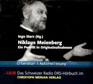 Niklaus Meienberg - Ein Portrait in Orginalaufnahmen (CD, Digipak) (gebraucht VG)