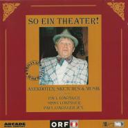 Die Löwinger Bühne - So Ein Theater! (CD, Album) (gebraucht VG)