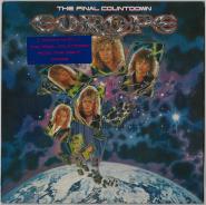 Europe - The Final Countdown (LP, Album) (gebraucht VG)
