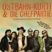 Ostbahn-Kurti & Die Chefpartie - 1/2 So W�d (CD, Album) (gebraucht G+)