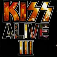 KISS - ALIVE III (CD, Album) (used VG)