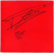 Falco - Falco 3 (LP, Album, rot) (gebraucht G)