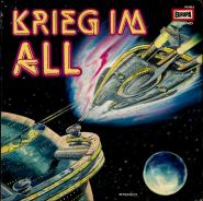 H.G. Francis - Krieg Im All (LP, Vinyl) (gebraucht VG)