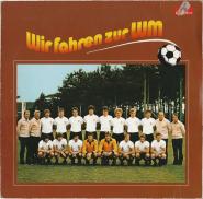 VARIOUS - Wir Fahren Zur WM (LP, Vinyl, Compilation) (gebraucht G)