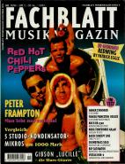 Fachblatt Musikmagazin Nr. 11/95 (gebraucht VG)