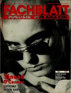 Fachblatt Musikmagazin Nr. 11/92 (gebraucht G)