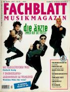 Fachblatt Musikmagazin Nr. 10/95 (gebraucht VG)