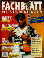 Fachblatt Musikmagazin Nr. 11/94 (gebraucht VG-)