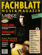 Fachblatt Musikmagazin Nr. 08/94 (gebraucht VG-)