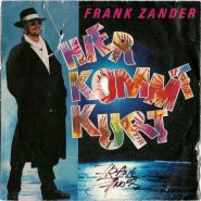 Frank Zander - Hier Kommt Kurt - Oh Lucie (Vinyl, 7, signiert) (gebraucht schlecht)