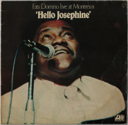 Fats Domino - Hello Josephine Live At Montreux (LP, Live) (gebraucht G)