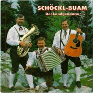 Schöckl-Buam - Der Landgendarm (Vinyl, 7) (gebraucht VG-)